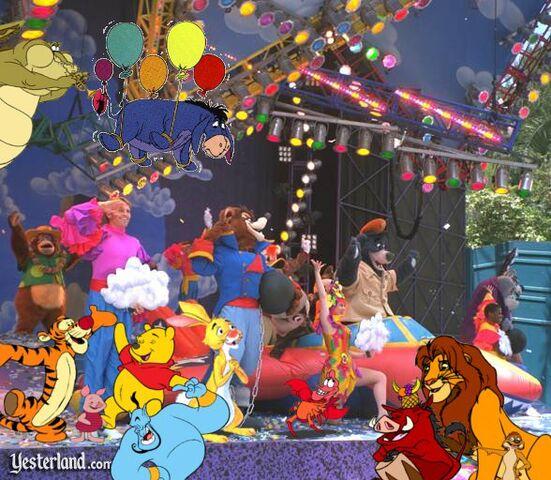 File:Pooh's adventuresof Plane Crazy Poster.jpg