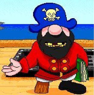 Captain Stubbs