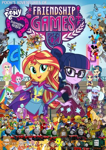 File:Pooh's Adventures of My Little Pony - Equestria Girls - Friendship Games Poster.jpg