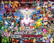 Team Robot in Diancie Poster (Remake)