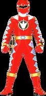 Red Dino Ranger