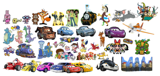 File:Roary the Racing Car and Theodore Tugboat's Adventures team Remake.png