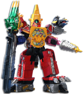 Dino Charge Ultrazord
