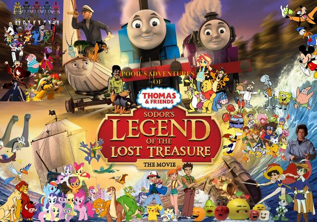 File:Pooh's Adventures of Thomas and Friends - Sodor's Legend of the Lost Treasure Poster.jpg