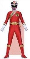Wild Force Crimson Ranger