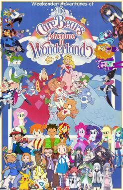 Weekenders Adventures of The Care Bears- Adventure in Wonderland (Remake)