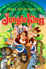 Alex's Adventures of The Jungle King poster