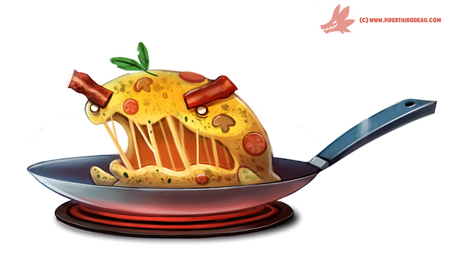 File:Daily paint 1143 nomlette by cryptid creations-d9n5b5d.png
