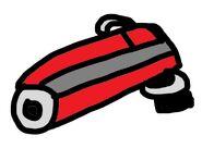 Passionate Turbo Fire Cannon