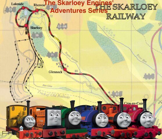 File:The Skarloey Engines' Adventures series logo.jpg