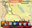 The Skarloey Engines' Adventures Series