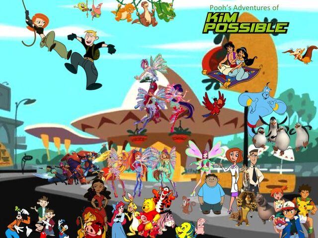 File:Pooh's Adventures of Kim Possible Season 2 Poster (Sirenix).jpg