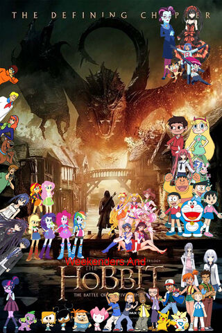 File:Weekenders and The Hobbit- The Battle of the Five Armies.jpg