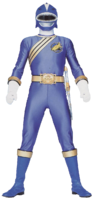 Blue Wild Force Ranger