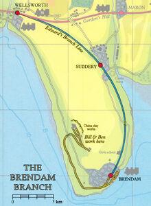 Edward's Branch Line