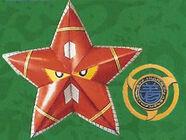 Star Blazer and Power Disc
