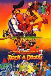 DAoRockADoodle poster new version