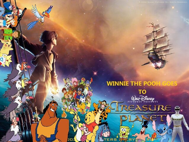 File:Winnie the Pooh Goes to Treasure Planet Poster.jpg