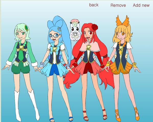 File:Rainbow precure by nekoharuko-d8ga5rc.jpg