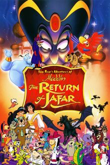 Aladdin in The Return of Jafar