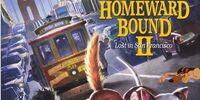 Pooh's Adventures of Homeward Bound II: Lost in San Francisco