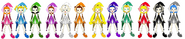 PPG Witchlings S2 Part 2 (with Scarves)