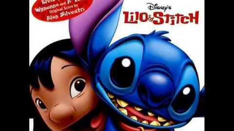Lilo & Stitch OST - 01 - Hawaiian Roller Coaster Ride