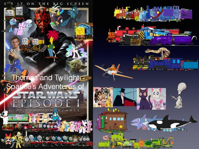File:Thomas and Twilight Sparkle's Adventures of Star Wars 1.jpg