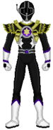 12. Black Data Squad Ranger