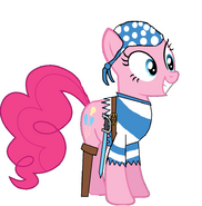 Pinkie Pirate