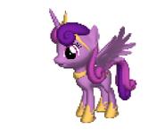 Princess Lilly Sparkle Rose 3D