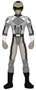 25. Titanium Data Squad Ranger