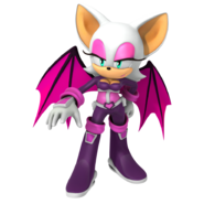 Rouge the bat heroes outfit by nibroc rock-d9itdg7