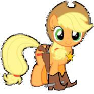 Applejack marshall costume