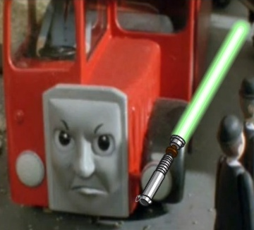 File:Bertie with Lightsaber.jpg