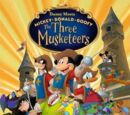 Danny Meets Mickey, Donald, and Goofy: The Three Musketeers