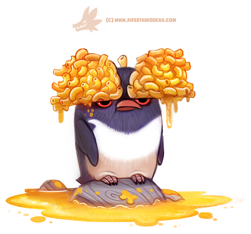 File:Daily paint 1280 macaroni penguin by cryptid creations-da3p5rw.png