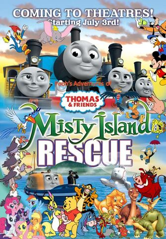 File:Pooh's Adventures of Thomas and Friends - Misty Island Rescue - The Movie Poster.jpg