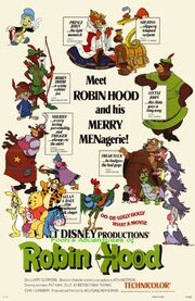 Pooh's Adventures of Robin Hood Poster