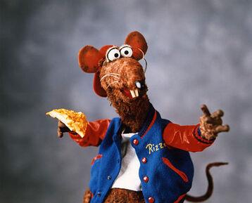 Rizzo the Rat