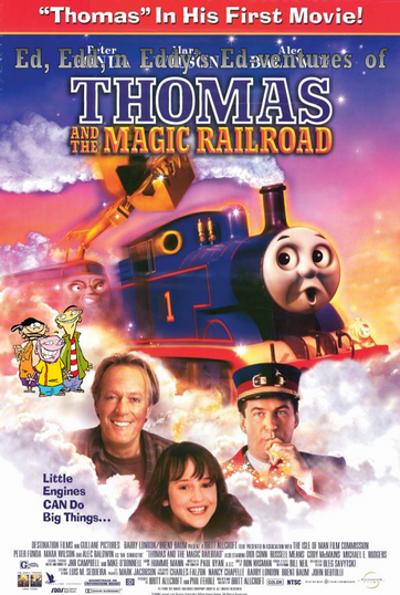 Ed, Edd, n Eddy's Ed-ventures of Thomas and the Magic Railroad