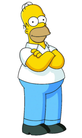 File:Homer Simpson smile.png