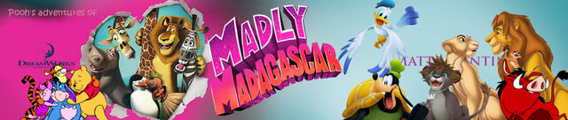 File:Pooh's adventures of Madly Madagascar Poster.jpg