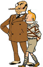 File:Tintin kidnapped by rastapopoulos by chemiserigolote-d8jwaxq.jpg