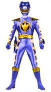 Dino Thunder Navy Ranger
