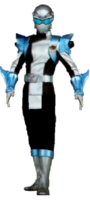 Silver Energy Chaser Ranger (Female)