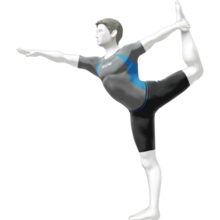 Wii Fit Trainer (Male)