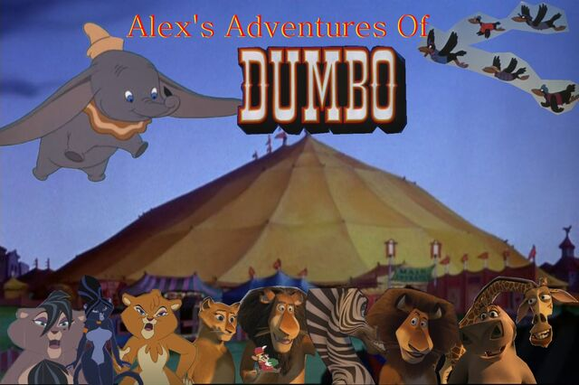 File:Alex s adventures of Dumbo by Captainleo.jpg