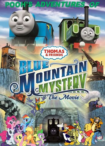 File:Pooh's Adventures of Thomas and Friends - Blue Mountain Mystery Poster.jpg