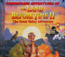Weekenders Adventures of The Land Before Time II: The Great Valley Adventure